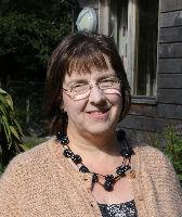 Churchwarden Helen Green