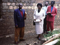 Pastor Rosemary Nyarugenge 1999