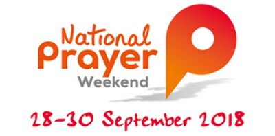 National Prayer Weekend 2018 Logo