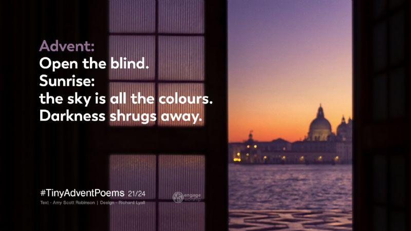 Advent Poem 21