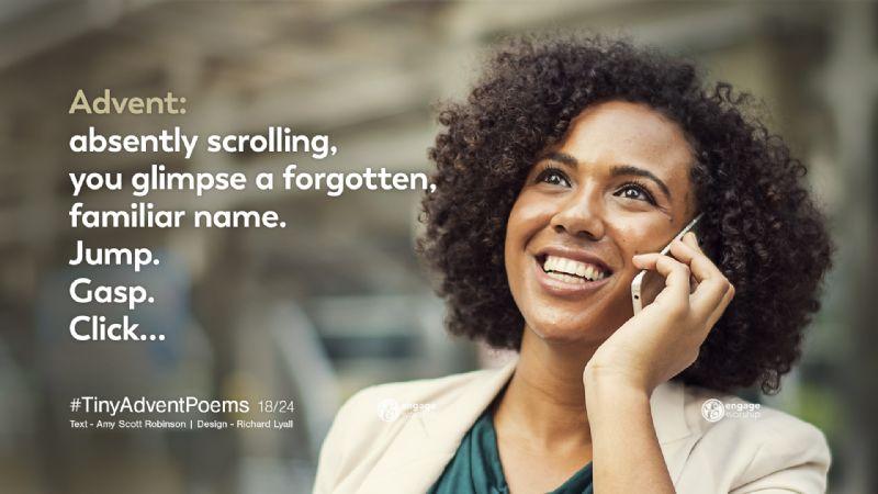 Advent Poem 18