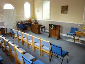 Church - Gresham Chapel