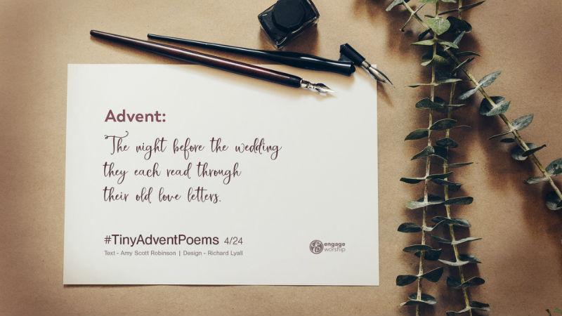 Avent poem 4