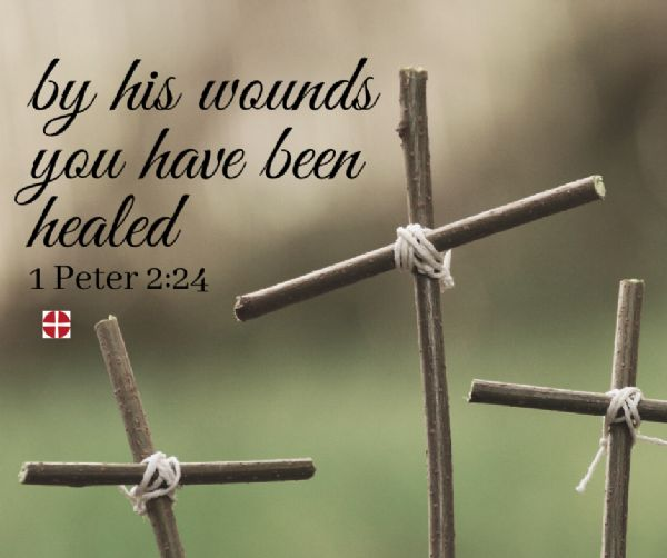 Image - by his wounds