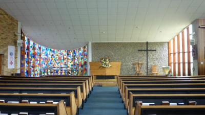 St. Andrews Sheringham - inside