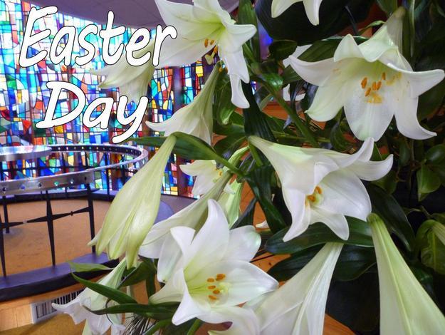 Easter heading