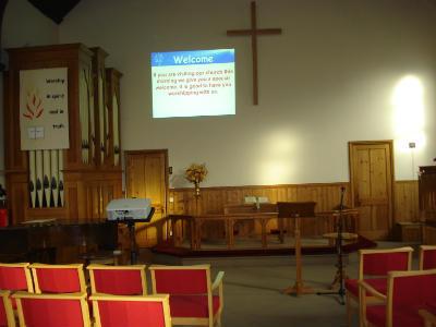 Worship area 2