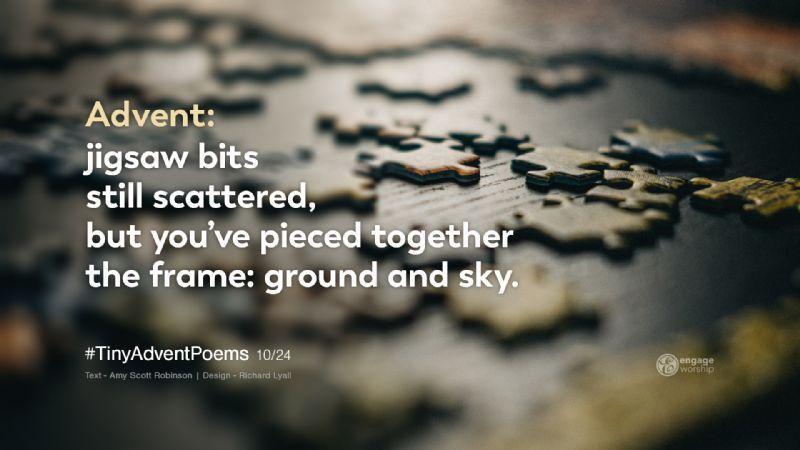 Advent Poem 10