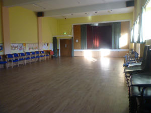 St. Andrews Large Hall 2013