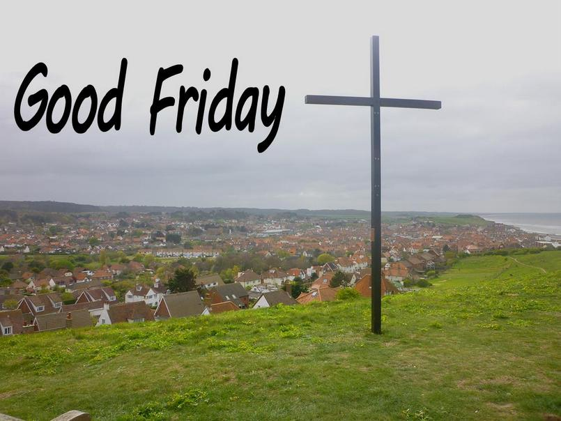 Good Friday heading