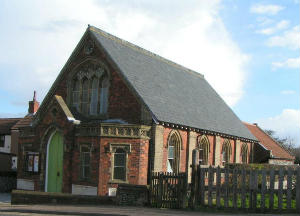 Church: East Runton