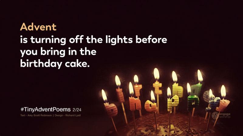 Advent Poem 2