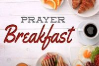 Prayer Breakfast poster