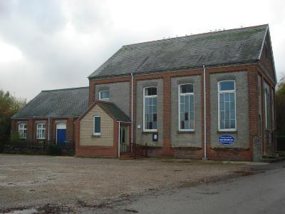 Hickling Methodist Church Exterior