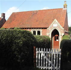 Barton Turf Methodist Church