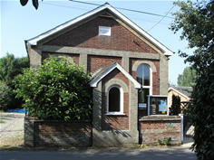 Sloley Methodist Church