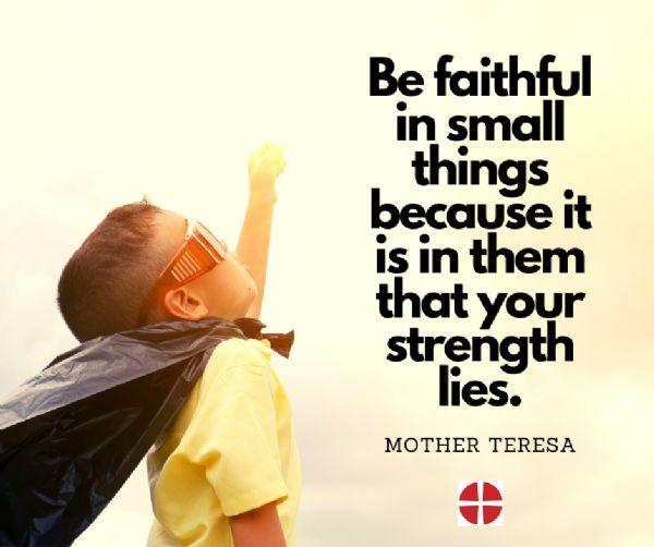Image - Be Faithful