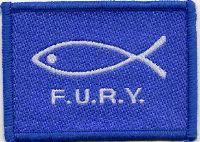 Fury badge