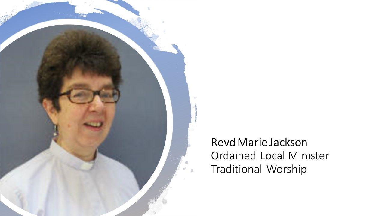 Marie Jackson<br>