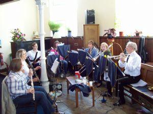 Band Harvest2010