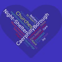 Caerphilly night shelter logo