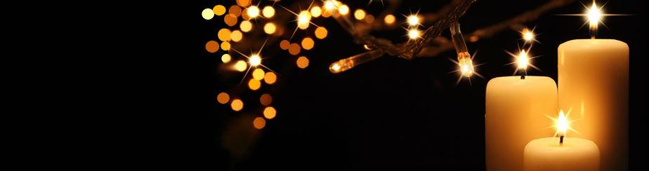 Candles  carols M