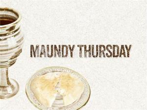 Maundy Thurs 13