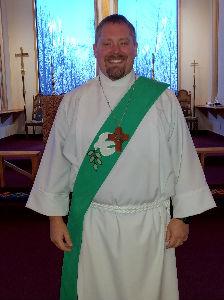 the Rev. Matt DuFour
