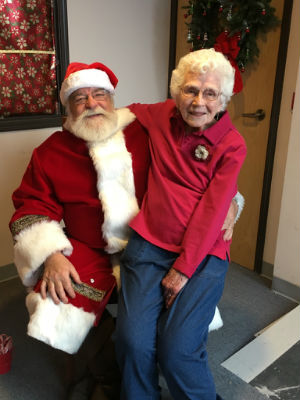 Santa & Joan