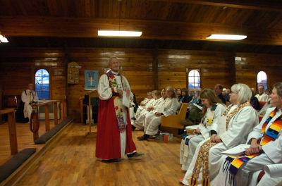 Bishop of Navajoland