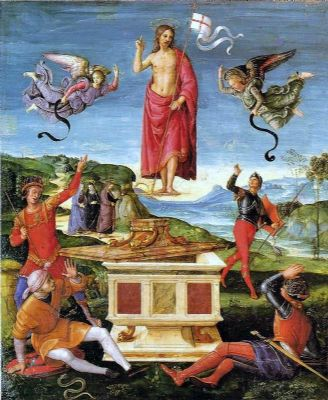 Resurrection of Jeses