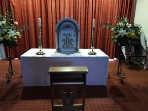 Altar of Repoose