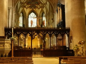 Tewkesbury Abbey 9