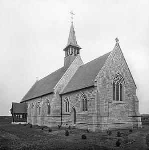 St Clement's Church 11th April 1890