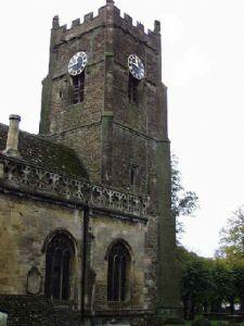 Tower from church yard