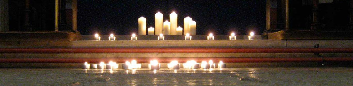 candles lge