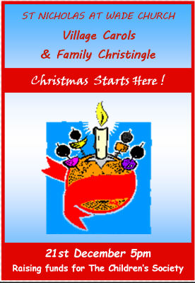 St Nicholas Christingle